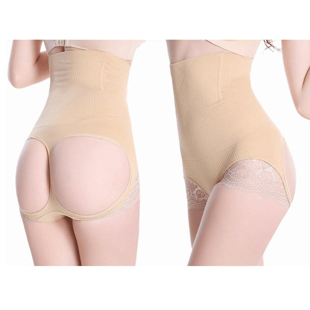 Women Control Panties Waist Trainer Slimming Underwear Tummy Shaper Butt Lifter