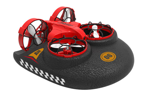 3 in 1 Sea Land Air Mode Mini Drone RC Car Boats Toy