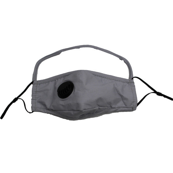 Rewashable Face Cover with Eyes Shield