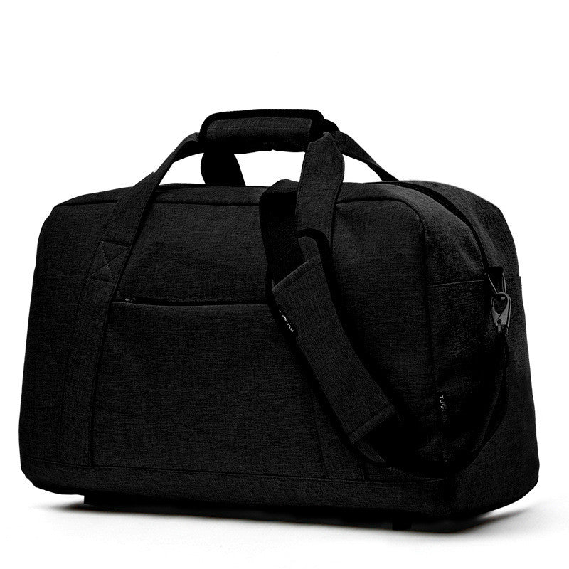 36-55 L Travel Bag With Wet Pocket & Shoes Compartment Multifunctional Large Capacity Handbag