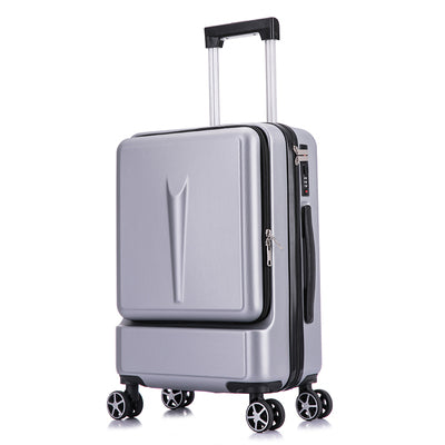 "20""/24''Creative Rolling Luggage Suitcase Trolley With Laptop Bag"