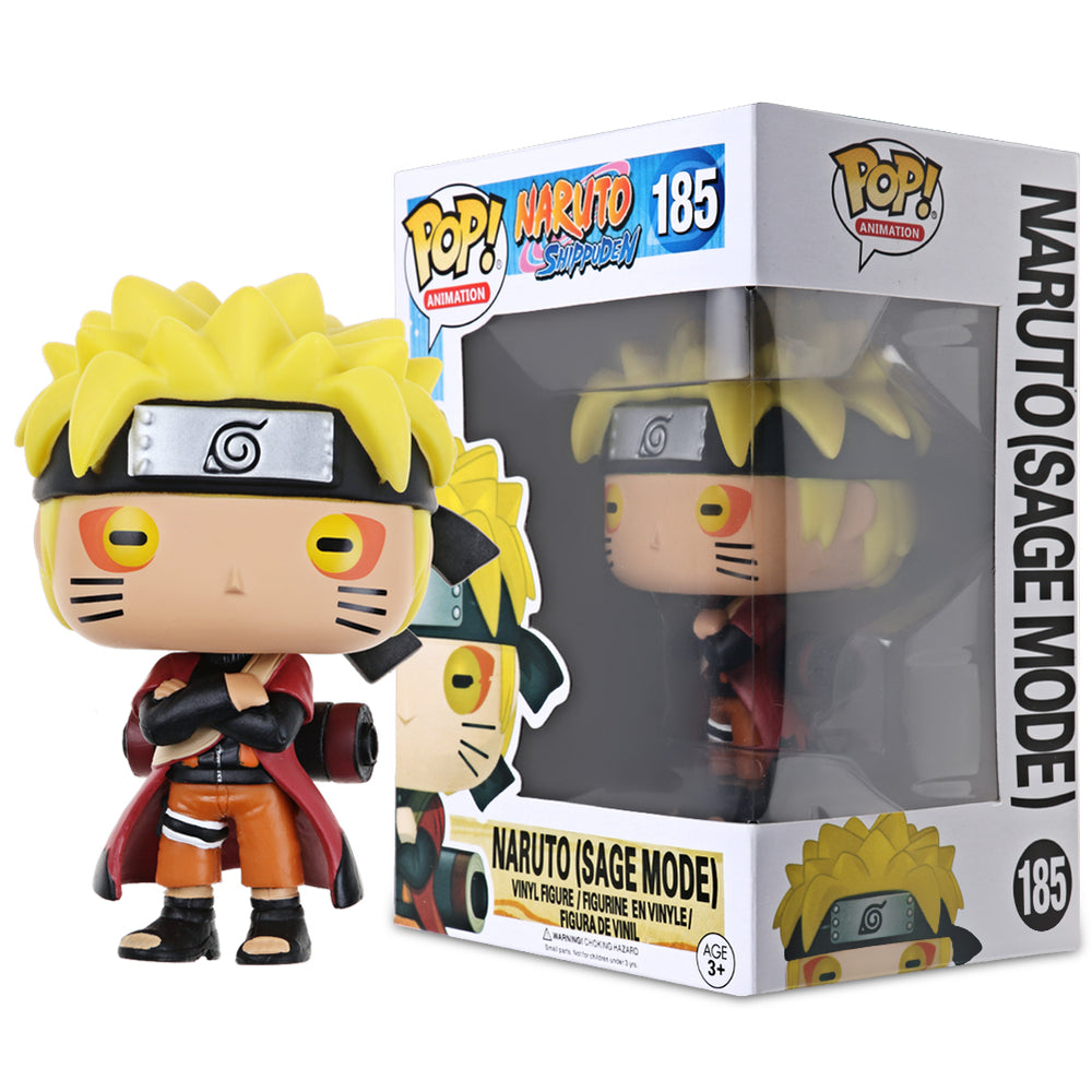 Funko POP Naruto Six Path Sage Mode Action Figure Vinyl Kids Toys Gifts