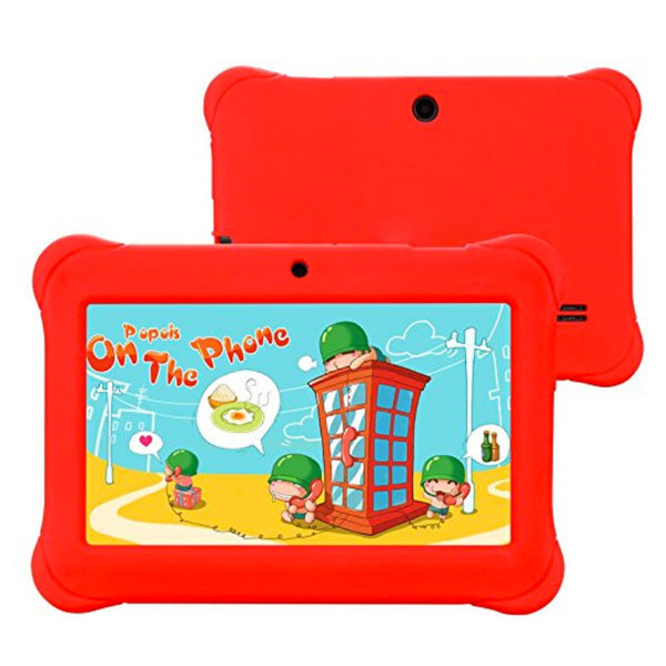 7-inch Android Kids Tablet with 512MB/1GB RAM/8GB Storage (expandable up to 32GB), Dual Camera, Quad Core Processor