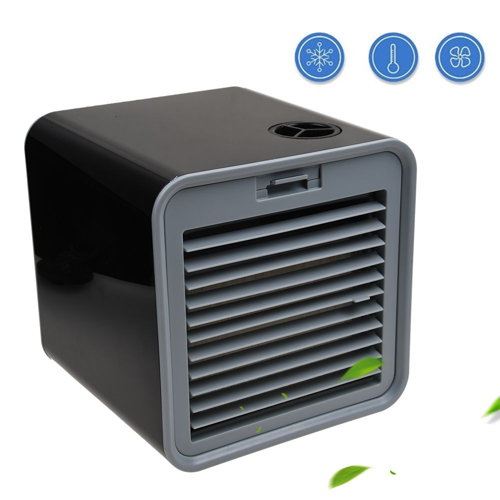 Portable Air Conditioner Fan Personal Mini Air Cooler Humidifier