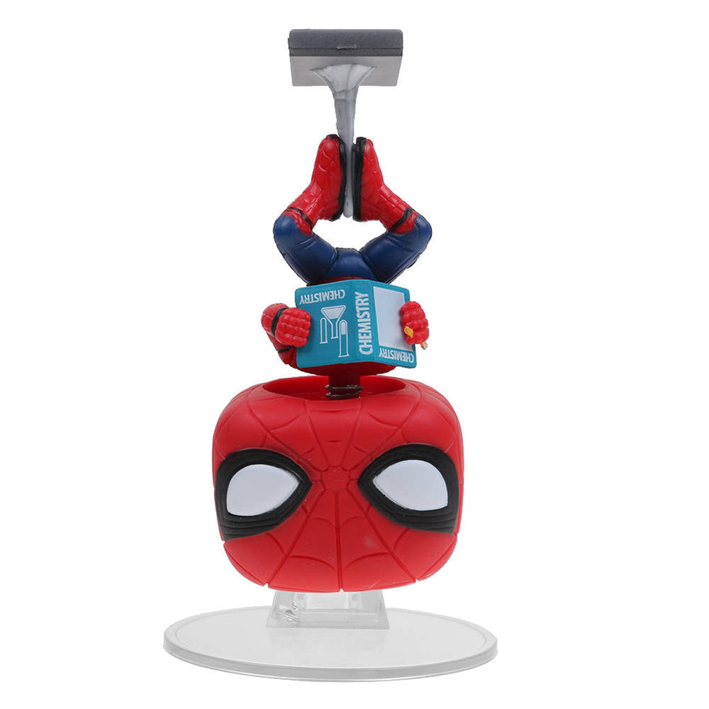 Funko Pop Spider-Man Homecoming #259 With Book PVC Vinyl Figure Toy