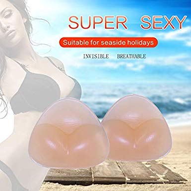 Silicone Bra Gel Pads Push Up
