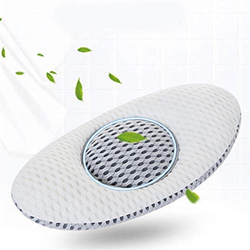 Leaf Shape Back Sleep Pillow Waist Support Protectors