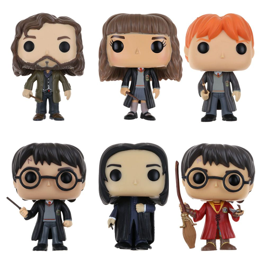 Funko Pop Harry Potter Vinyl Figure Toys Kids Xmas Gift Toy Decoration In Box