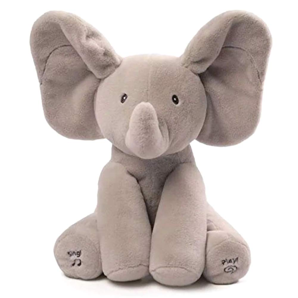 Baby Animated Elephant Plush Toy Gifts