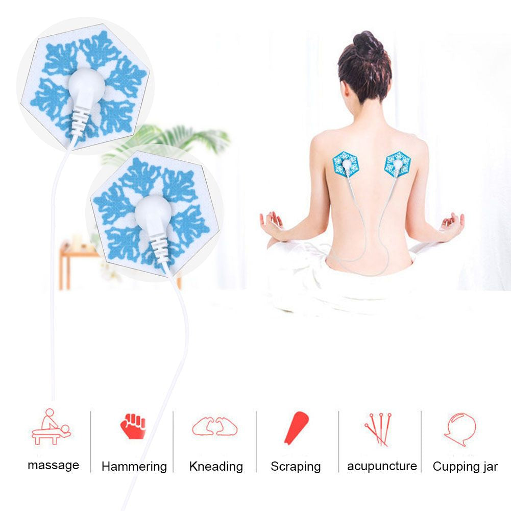 Mobile Phone Powered Massage Instrument