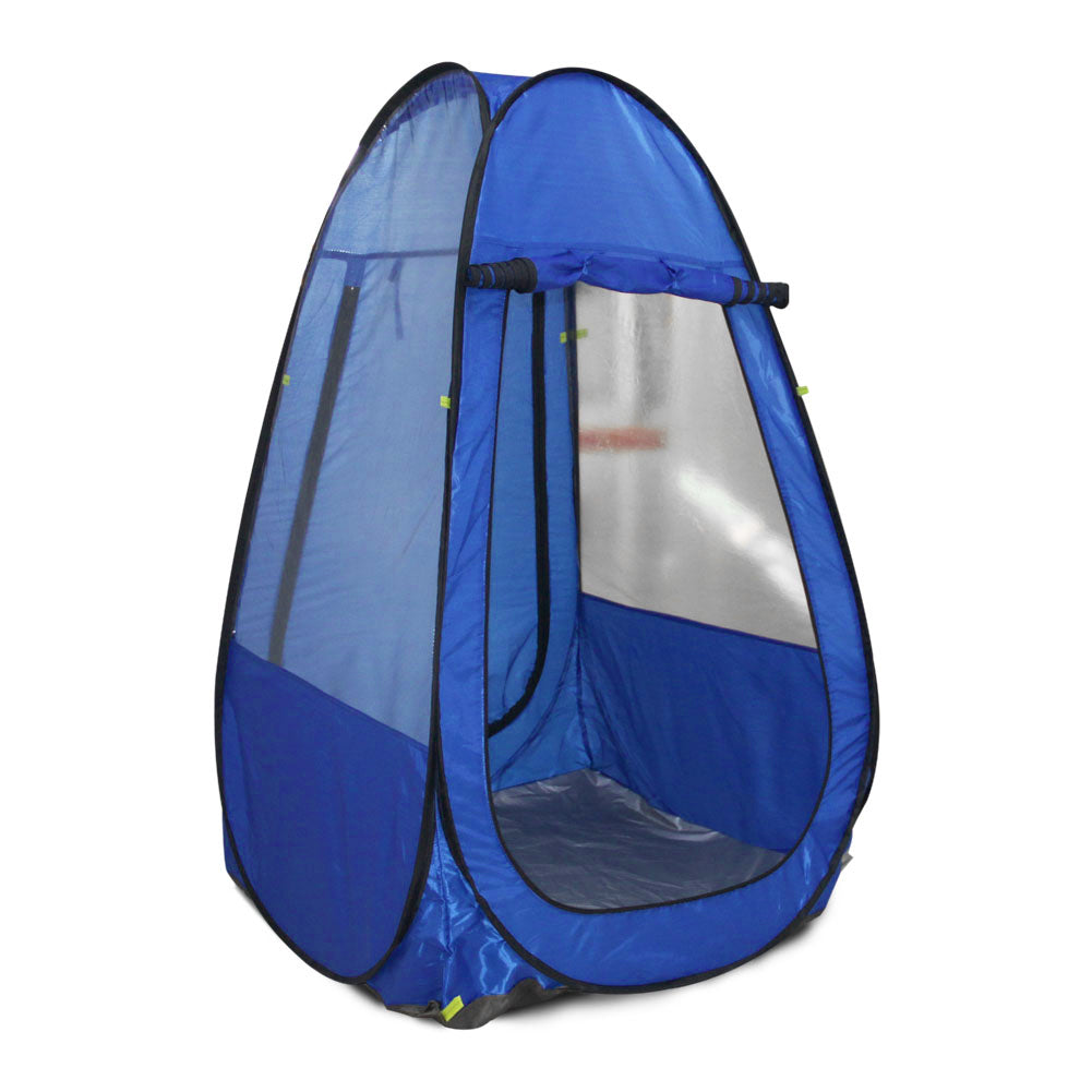 Sports Pop-up Tent Pod Under The Wather Watching Viewing Sport Pop Up