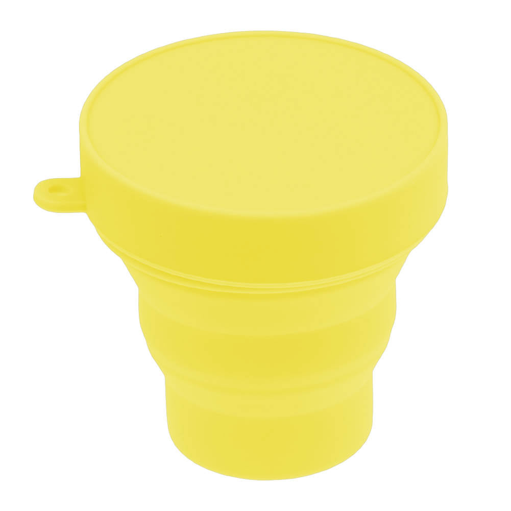 4 Pack Portable Silicone Collapsible Retractable Cup Bottle