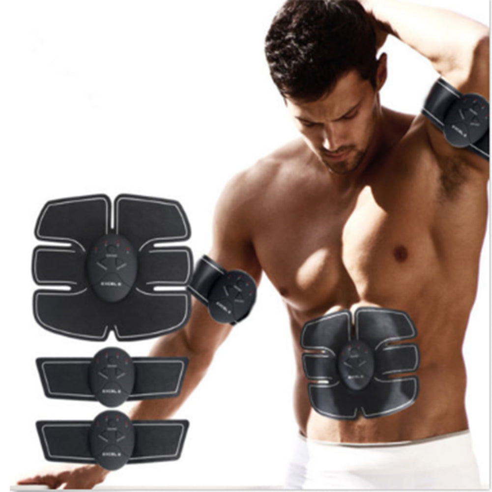 US Fitness Magic EMS Muscle Training Pad Gear ABS Trainer Fit Body Home Exercise