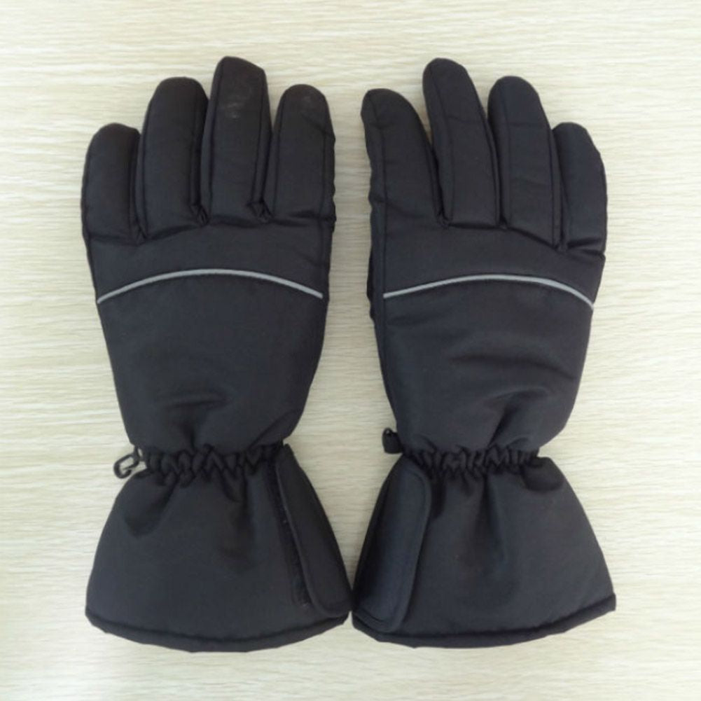 Winter Warmer Waterproof Heated Gloves Battery Powered Motorcycle Hunting
