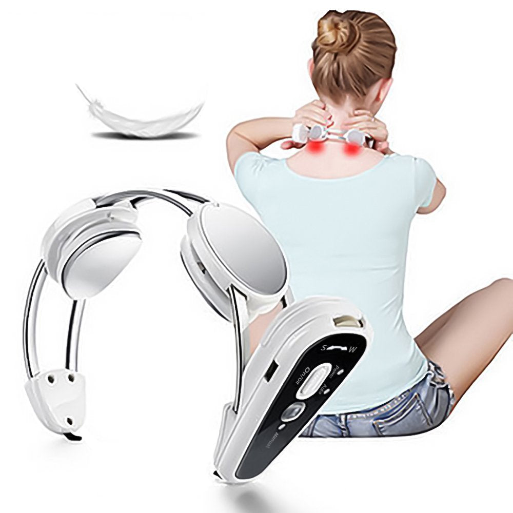Portable Electric Cervical Neck Shoulder Massage