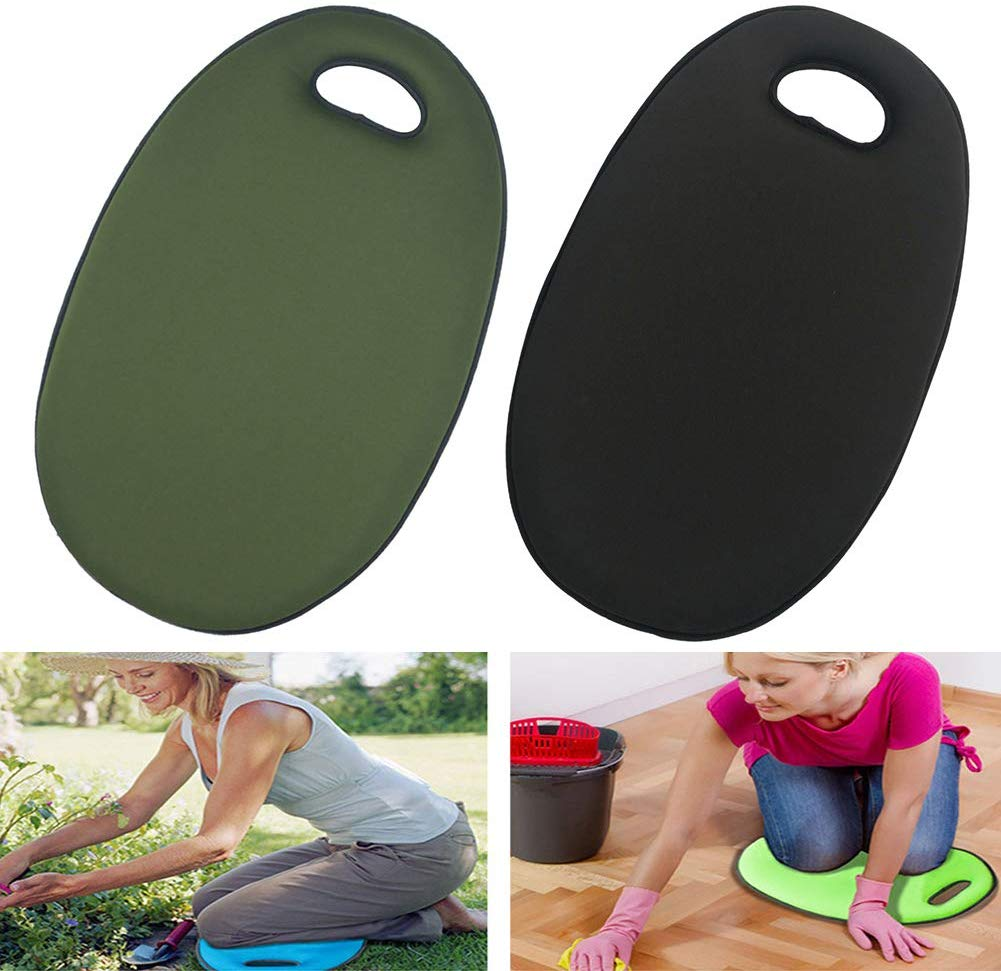 Garden Gear Earth Edge Kneeling Pad Memory Foam Kneeler Cushion