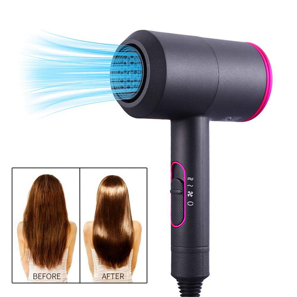 1800W Bladeless Hair Dryer