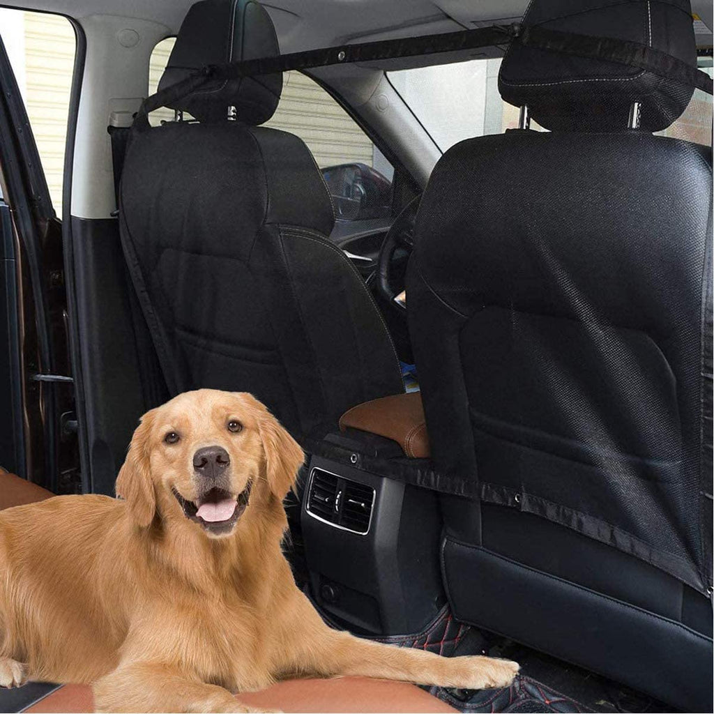 Car Pet Barrier Mesh Net Backseat Barrier