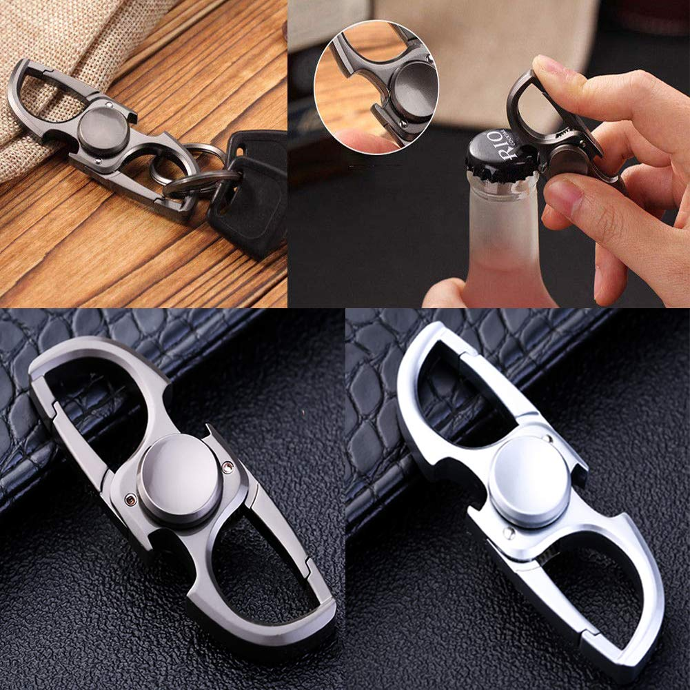 Bottle Opener Hand Spinner Relieve Stress Fidget