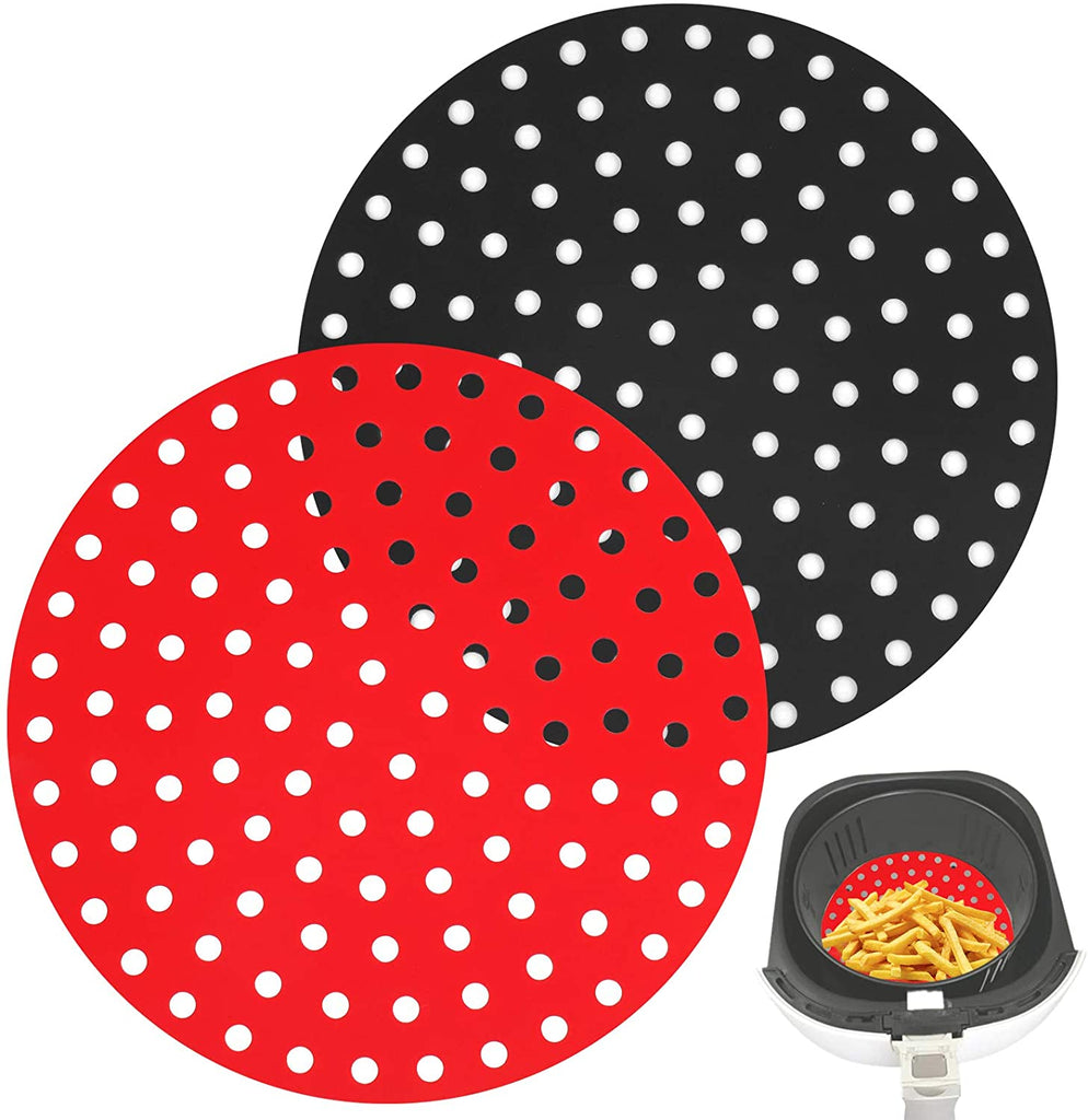 Reusable Silicone Air Fryer Liner Mat