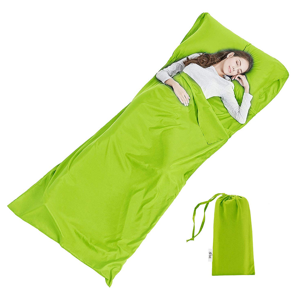 Soft Sleeping Bag Travel Prevent Dirty On Business Hotel