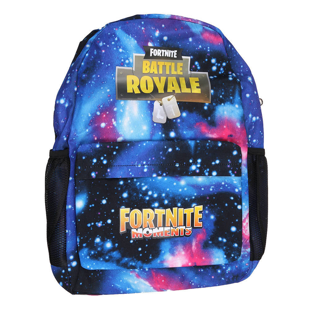 Youth Bag Fashion Trend Fortnight Game Night Luminous Backpack
