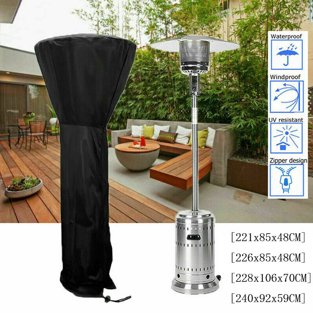 Waterproof Outdoor Patio Gas Heater Cover Protector