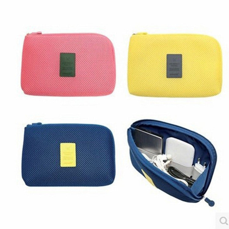 Travel Cable Organiser Storage Bag