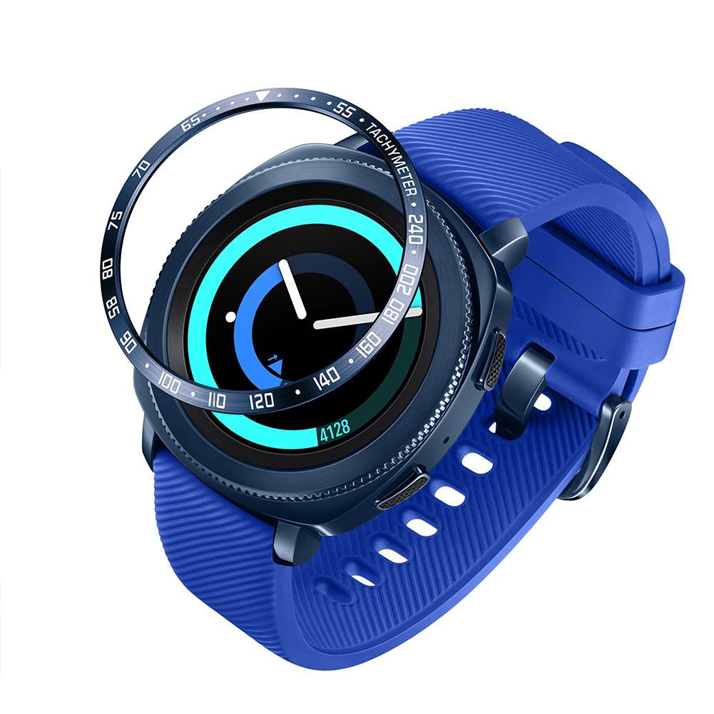 42mm Aluminum Bezel Ring Anti Scratch Protection for Samsung Galaxy Watch