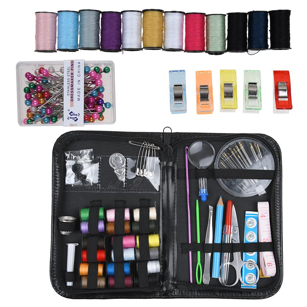200 Pieces Mini Sewing Kit
