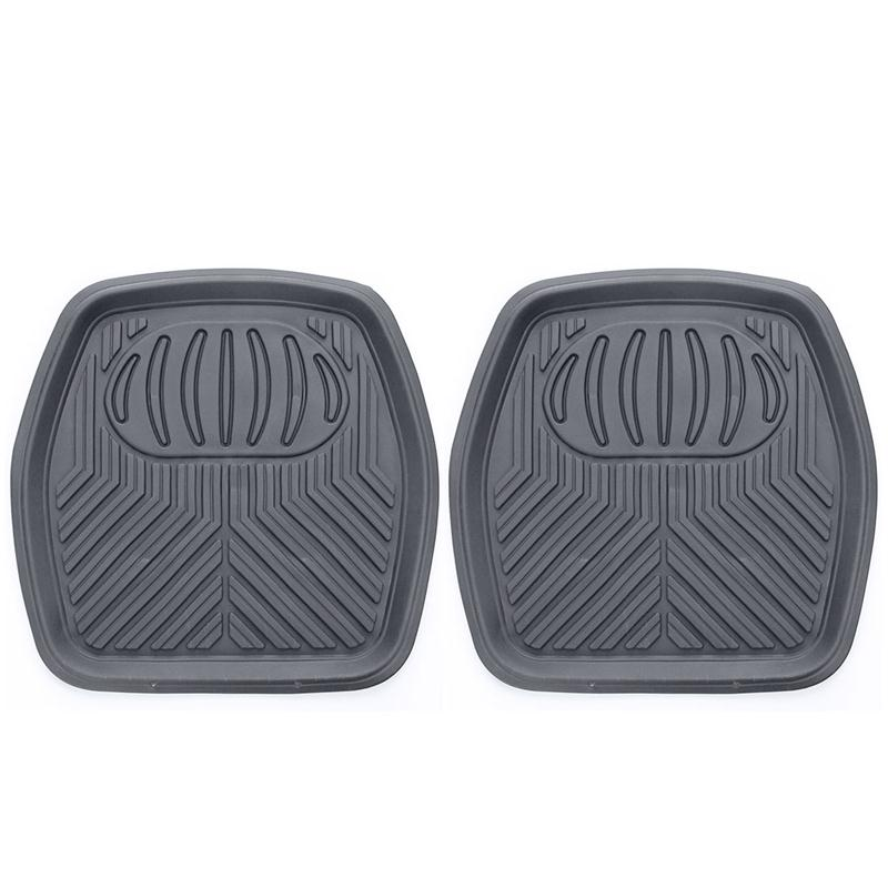 Universal Anti-slip Car Vehicle PVC Rubber Floor Mat