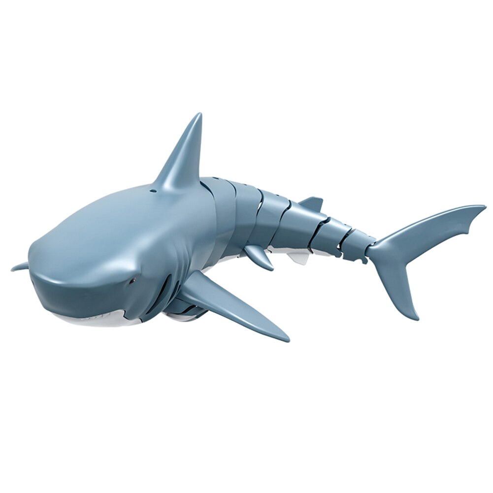 2.4Ghz Waterproof Electric Remote Control Shark Boat RC Toy