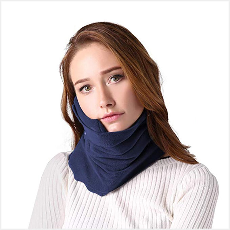 Travel Pillow Neck Protector Rest Support  Pillow