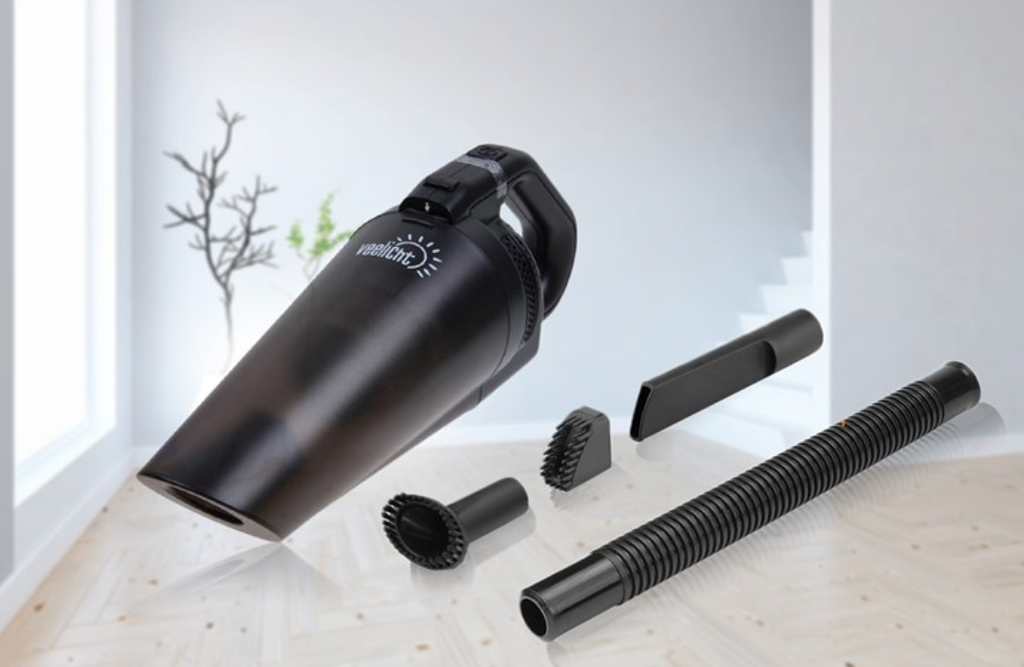 Portable Vacuum Cleaner Home Handheld Vehicle Portable Hair Dust Collector