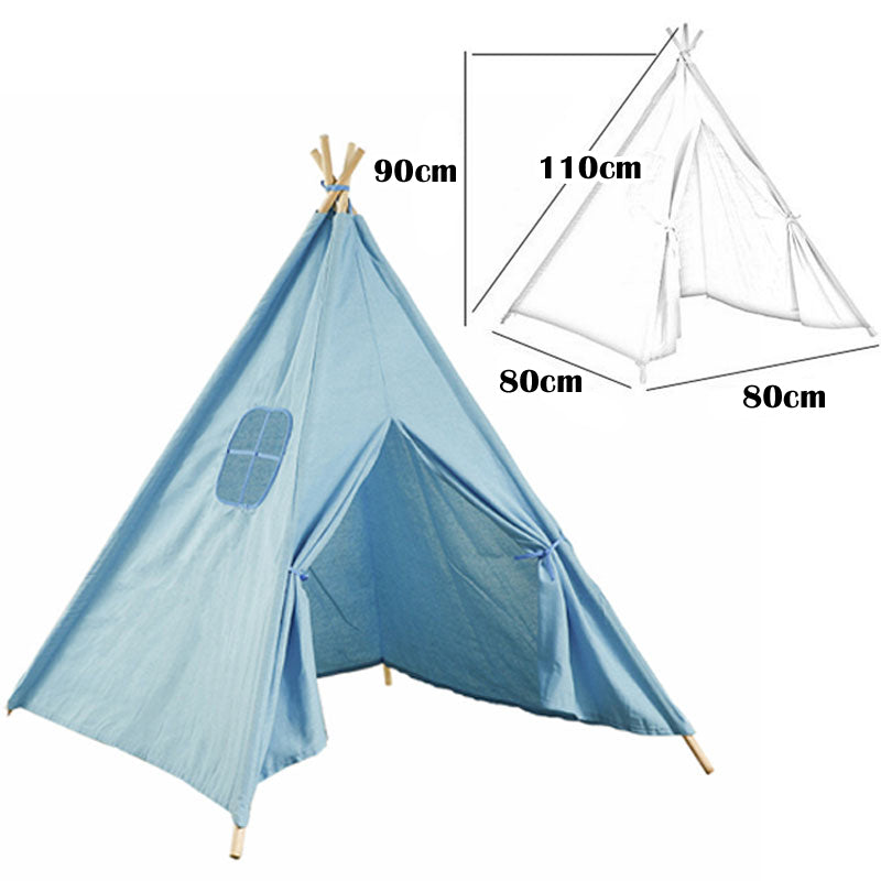 Indoor Teepee Play Tent Game House