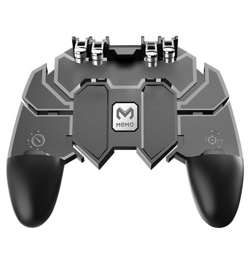 Six Finger Mobile Game Controller Fire Key Button Gamepad Trigger for PUBG