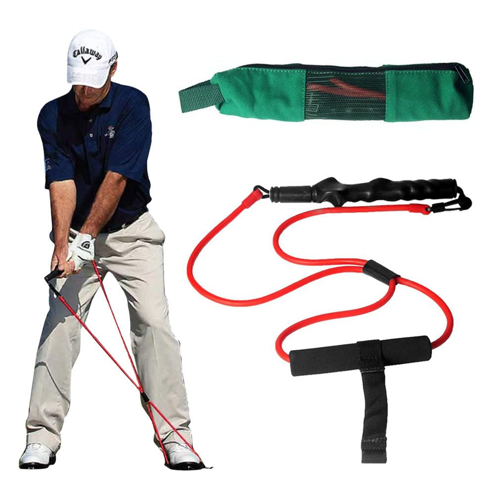 Golf Exercises Resistance Band Fitness Swing Cord