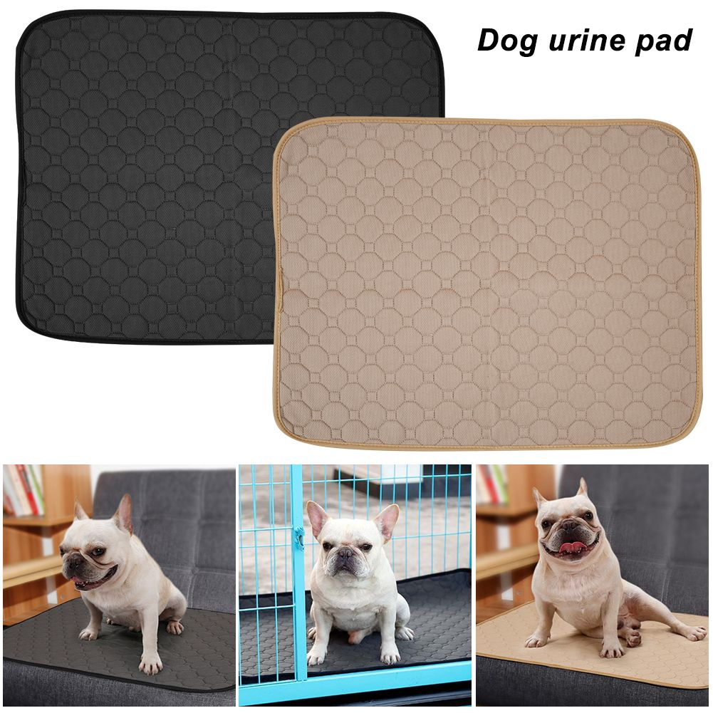 Pet Puppy Dog Training Absorbent Pad Reusable Washable Toilet Pee Mat Pad