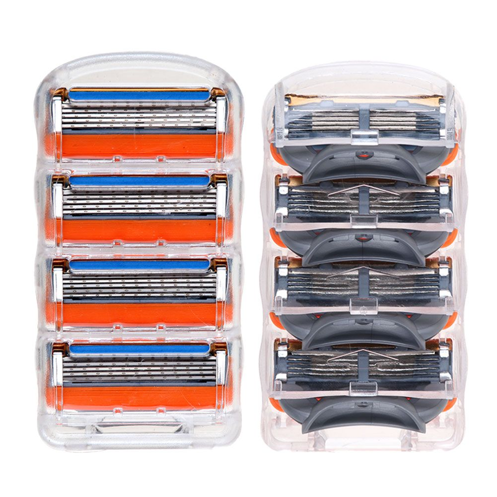 5 Blade Razor Shaving Razor Cartridge Blades For Gillette Fusion ProGlide