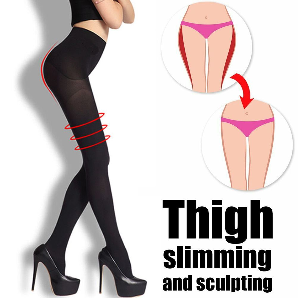 Women Compression Pantyhose Tights Varicose Veins Stockings Leg Slimming