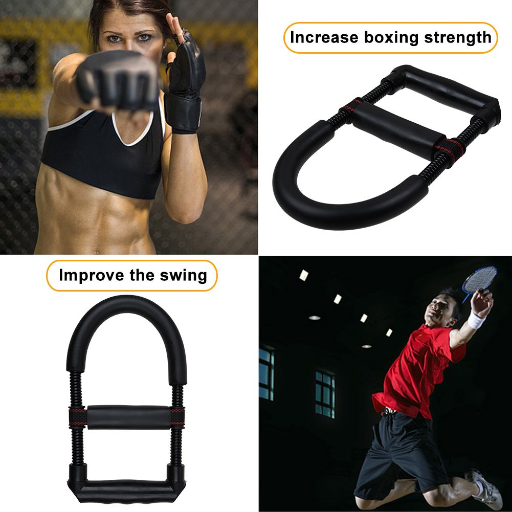Wrist Strengthener Forearm Exerciser Hand Developer Strength
