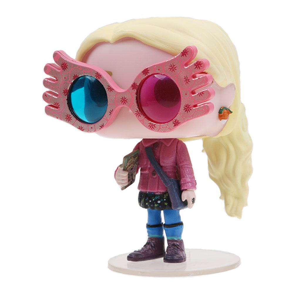 Harry Potter LUNA LOVEGOOD (With Glasses) #41 Action Figure