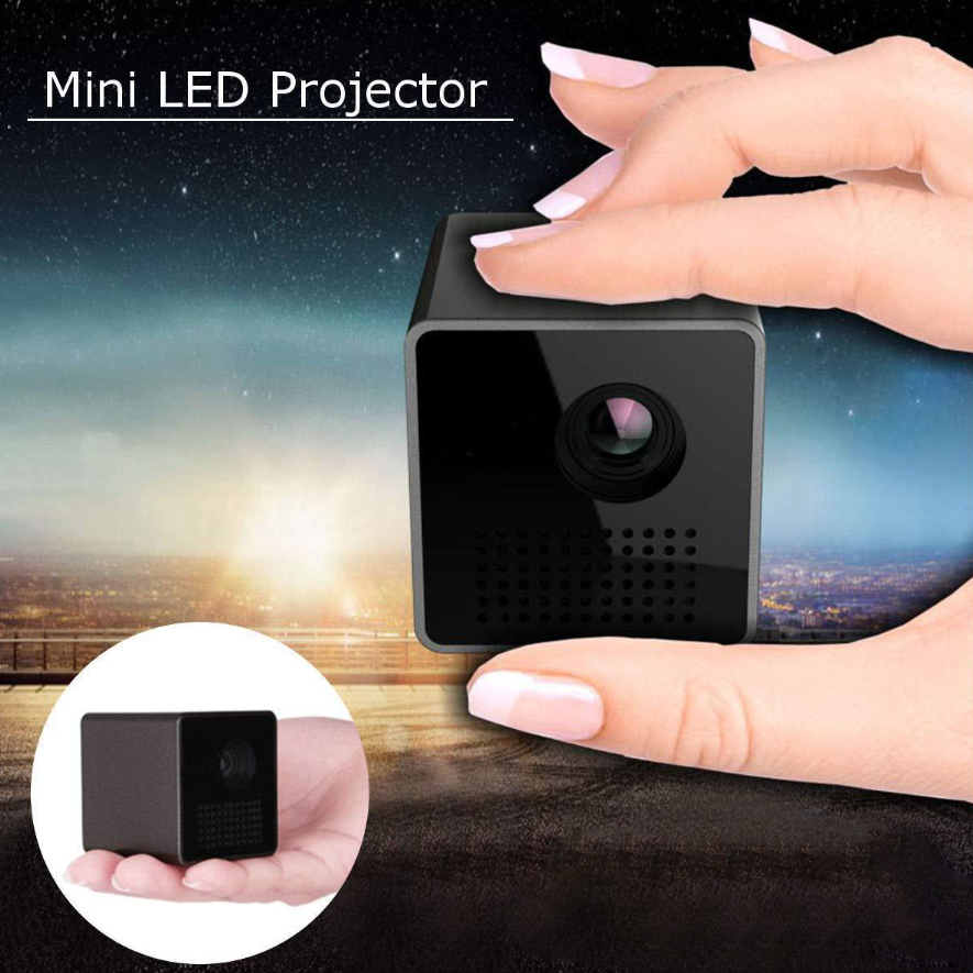 Portable Plus 1080P Mini Projector 1080P HD Wifi LED Projector