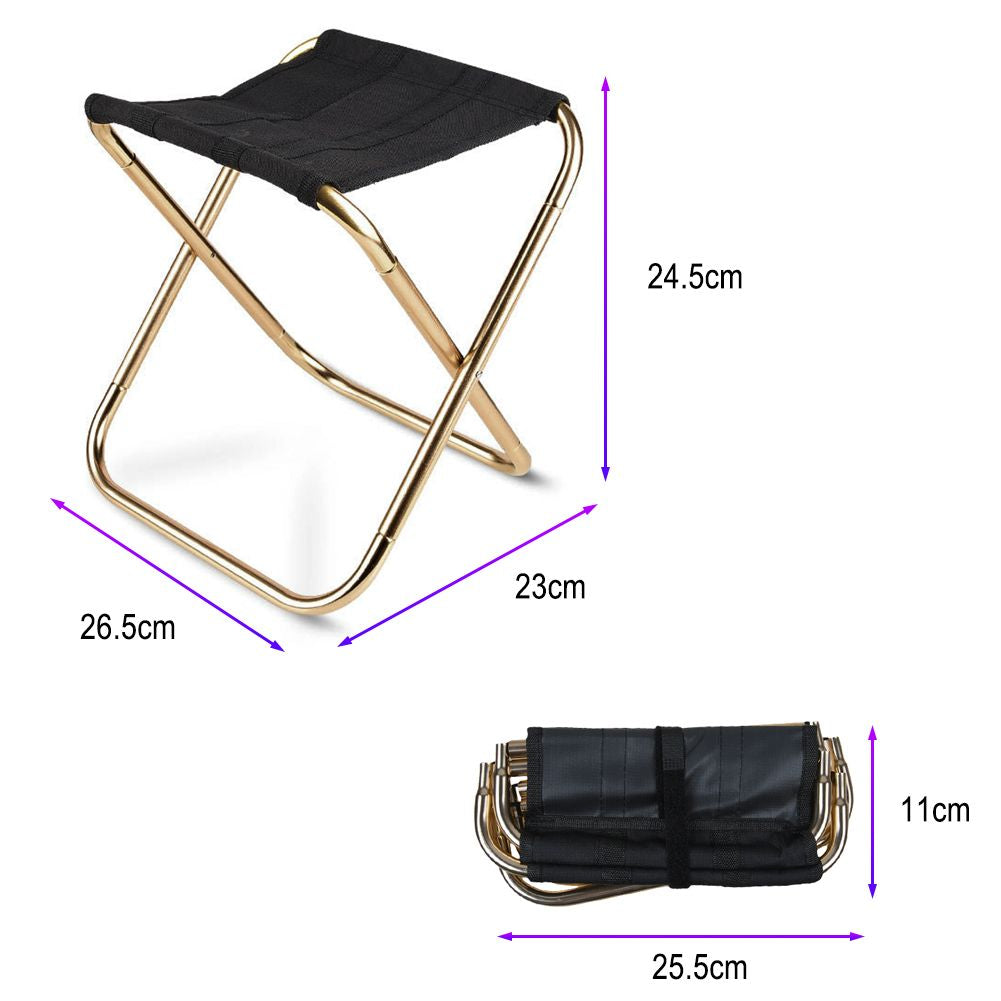 Portable Folding Outdoor Fishing Camping Picnic Chair