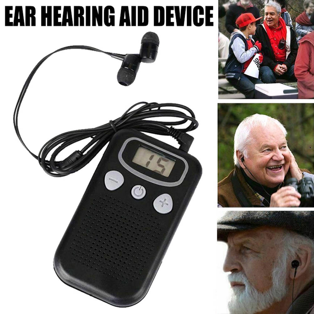 Magic Ear Super Hearing Device By The Makers Of Atomic Beam Sound Amplifier