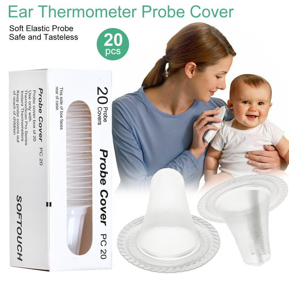 Ear Thermometer Filter Replacement Probe Covers  Lens