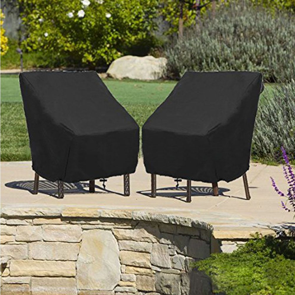 Waterproof Outdoor Garden Patio Stacking Chairs Cover