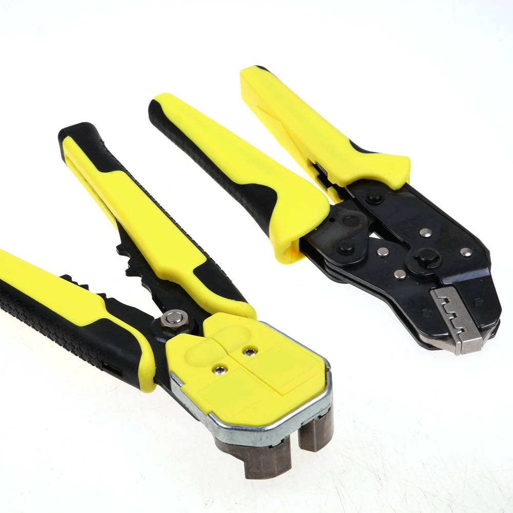 Wire Crimpers Ratcheting Terminal Crimping Pliers Cord End Terminals Tool