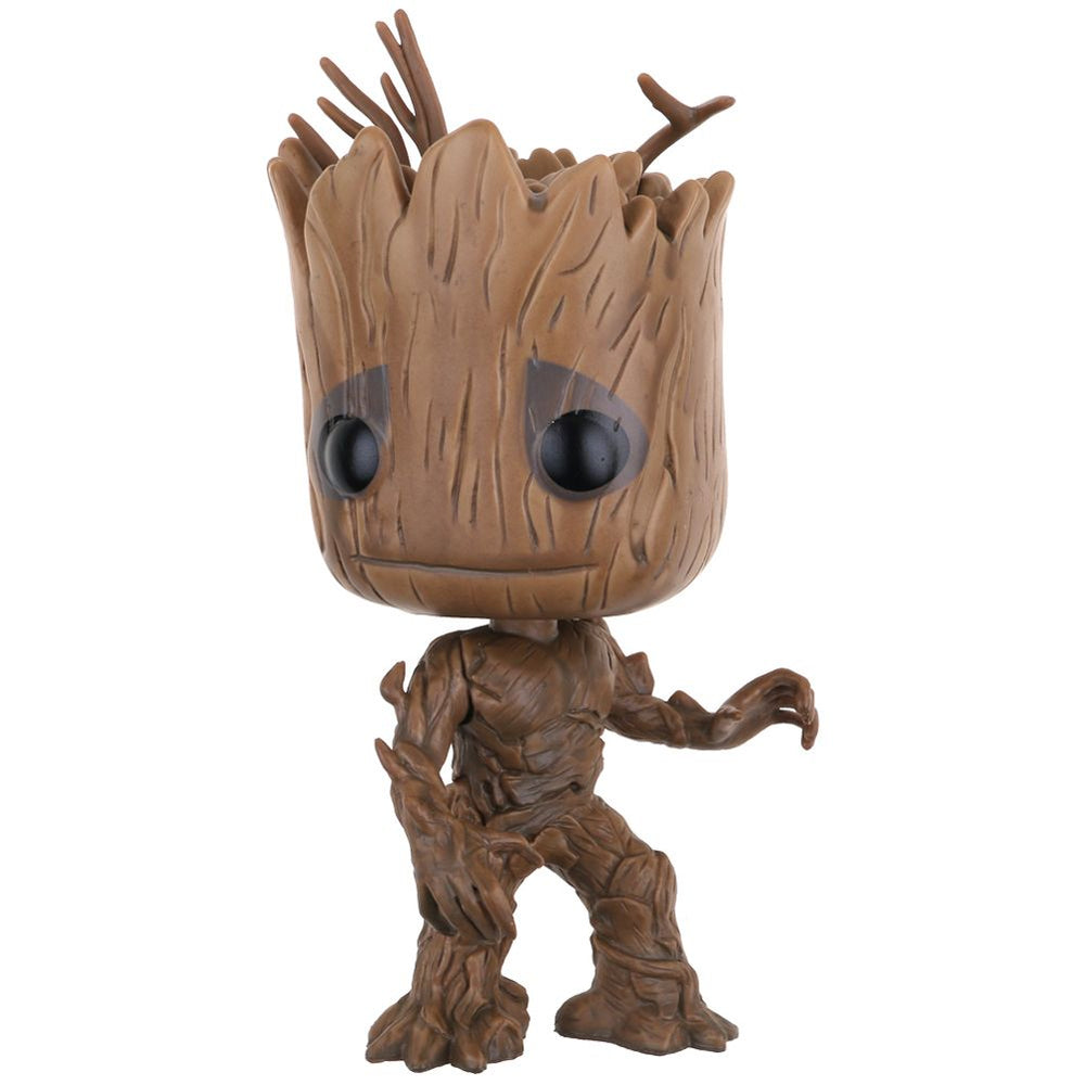 Funko POP Guardians of the Galaxy Groot Marvel Vinyl Figure Collectible Toy 5.5""