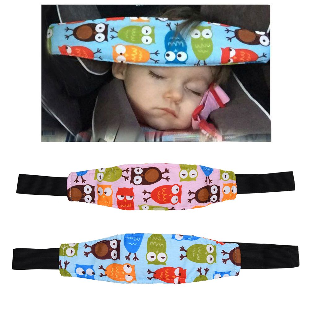 Safety Car Seat Sleep Nap Baby Kids Toddler Head Support
